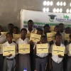 Me Against Poverty Awards Scholarship and School Supplies to Twenty Students